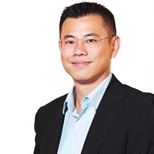 Sammy Hsieh, Co-founder & CEO, iClick Interactive