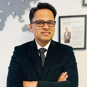 Harshit Jain, Founder &CEO, Doceree
