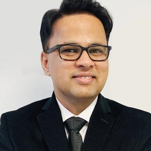 Harshit Jain MD, Founder & Global CEO, Doceree