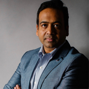 Priyank Parikh, Vice President of Sales & Solution Engineering, mGage