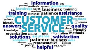 Customer Service Material