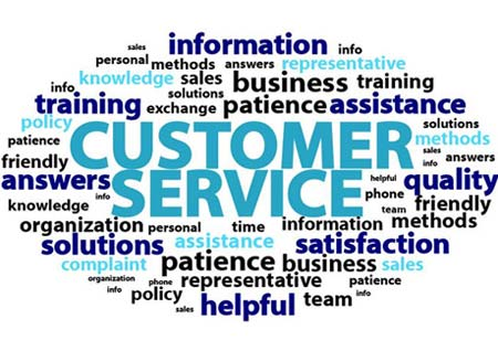 Comprehensive Approach to Create Customer Service Material