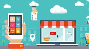Social Media on Commerce