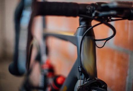 High-Performance Road Bike Manufacturing
