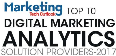 Top 10 Digital Marketing Analytics Solution Companies - 2017