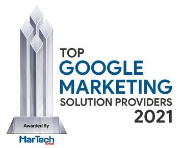 Top 10 Google Marketing Solution Companies - 2021