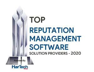 Top 10 Reputation Management Software Solution Companies - 2020