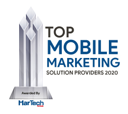 Top 10 Mobile Marketing Solution Companies - 2020