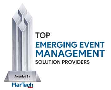 Top 10 Emerging Event Management Solution Companies - 2021