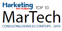 Top 10 MarTech Consulting/Service Startups - 2019