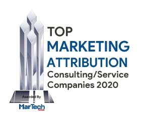Top 10 Marketing Attribution Consulting/Service Companies - 2020