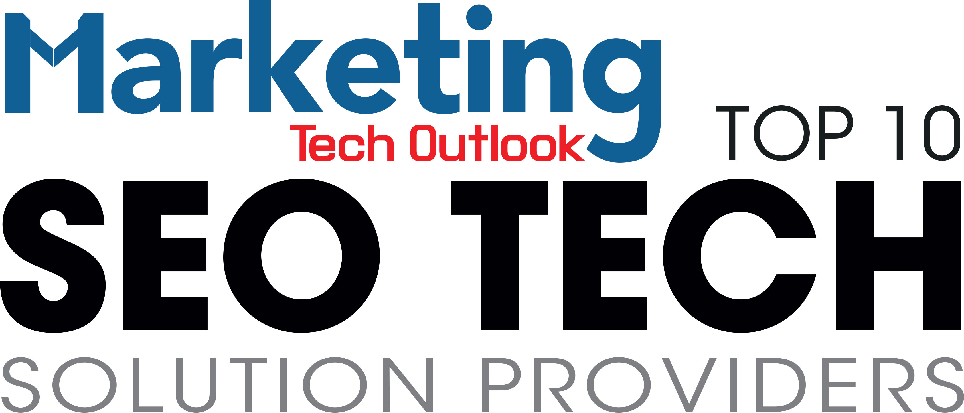 Top 10 SEO Tech Solution Companies - 2019