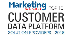 Top 10 Customer Data Platform Solution Providers - 2018