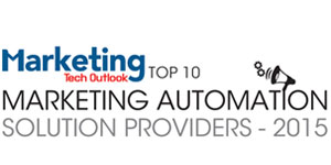 Top 10 Marketing Automation Solution Providers 2015