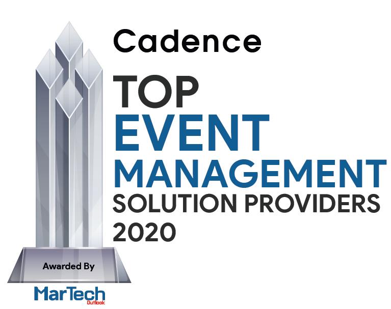 Top 10 Event Management Solution Companies - 2020