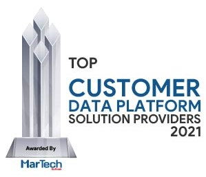 Top 10 Customer Data Platform Solution Companies - 2021