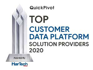 Top 10 Customer Data Platform Solution Companies - 2020
