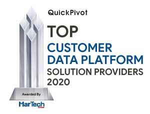 Top 10 Customer Data Platform Solution Companies - 2020