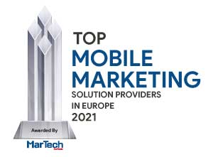 Top 10 Mobile Marketing Solution Companies in Europe - 2021