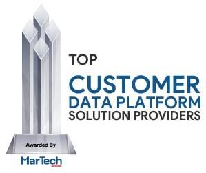 Top 10 Customer Data Platform Solution Companies - 2021