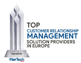 Top 10 Customer Relationship Management Solution Companies in Europe - 2021