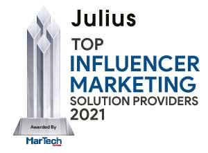 Top 10 Influencer Marketing Solution Companies - 2021
