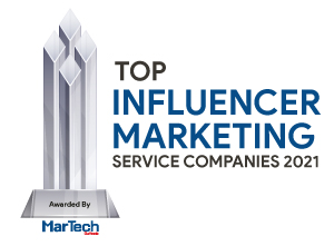 Top 10 Influencer Marketing Service Companies - 2021