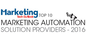 Top 10 Marketing Automation Solution Providers  2016